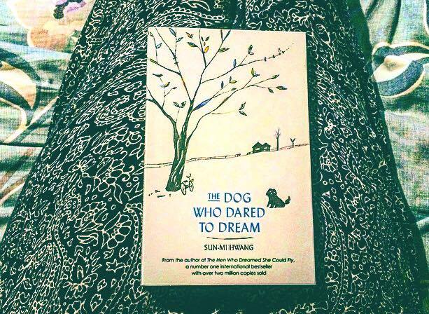 'The Dog Who Dared to Dream' – A bedtime story foradults
