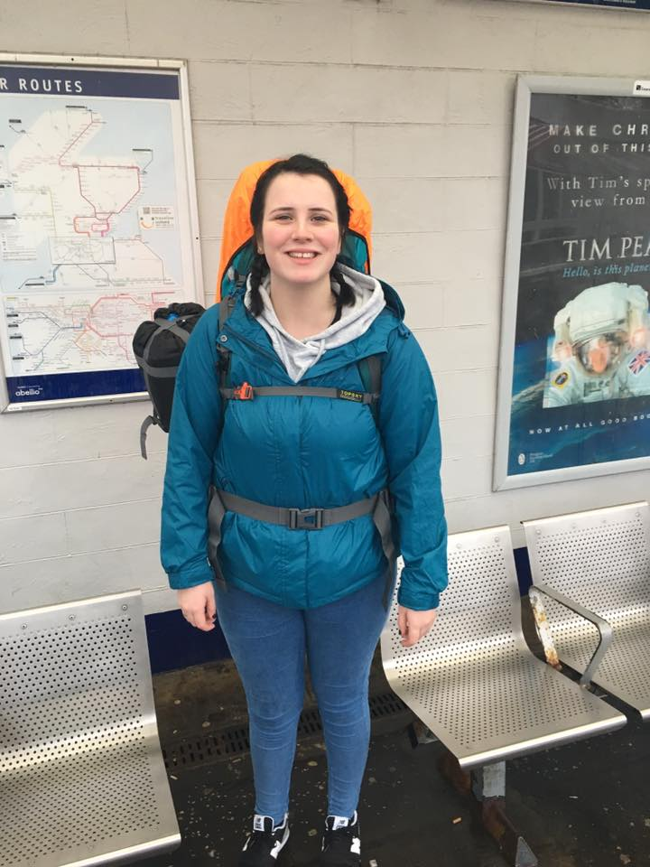 Mhairi McFadyen, THE WORLD RACE:  Travelling and Aiding 11 Deprived Countries In 11 ShortMonths